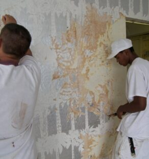 Wallpaper Removal and Installation-San Marcos TX Professional Painting Contractors-We offer Residential & Commercial Painting, Interior Painting, Exterior Painting, Primer Painting, Industrial Painting, Professional Painters, Institutional Painters, and more.
